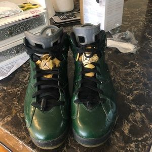 Air Jordan Retro 6 Champagnes
